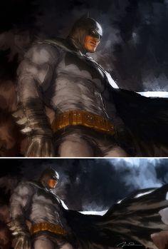 Batman by Gerald Parel