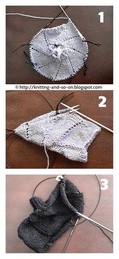 2667 besten Häkeln und Stricken Bilder auf Pinterest | Crochet ...