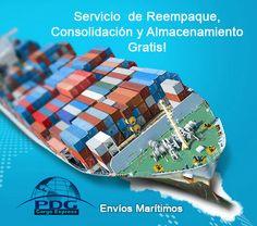 Envíos Mercancía Miami-Venezuela. Envíos Aéreos, marítimos Express. Escríbenos a info@pdgcargoexpress.com