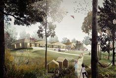 Reiulf Ramstad Arkitekter vant i Sande | NAL
