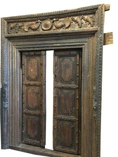 Image result for double door frame