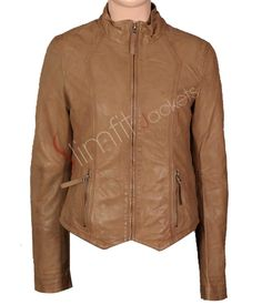 Women's Colored Natural Stone Western Jacket. #Menswear #leatherjacket #coat #outfit #Fashion #Kids #Women #Jacket - For more queries visit: Slimfitjackets.com