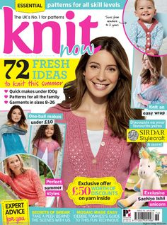 Knit Now №76 2017