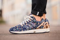 "Limited Edt x adidas ZX Flux ""Batik"""