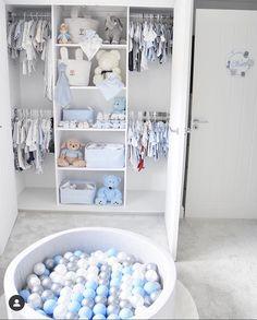 Nursery Inspiration, Nursery Ideas, Baby Storage, Foto Baby, Baby Boy Rooms, Baby Room Decor, Baby Design, Room Organization, Future Baby