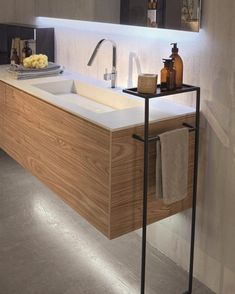 Great Free of Charge Bathroom Storage design Tips Immediately after intelligent bathroom storage thoughts? Bathroom storage is actually required for k Diy Bathroom Decor, Bathroom Colors, Bathroom Furniture, Bathroom Storage, Bathroom Interior, Modern Bathroom, Master Bathroom, Bathroom Lighting, Bathroom Pink