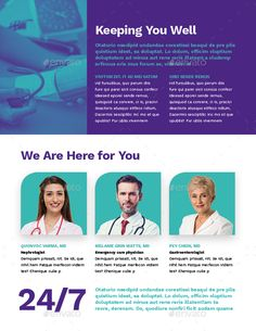 Buy Bifold Medical Brochure by denisdubrovin on GraphicRiver. Brochure Layout, Brochure Template, Flyer Template, Medical Websites, Medical Brochure, Heart Rhythms, Stress And Depression, Losing A Loved One, Air Pollution