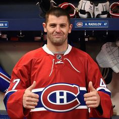 Alex Radulov Hockey Goalie, Hockey Teams, Hockey Players, Ice Hockey, Nhl, Montreal Canadiens, Montreal Hockey, Canadian History, The Ch