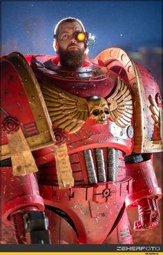 Warhammer 40k 5x space marine Blood Angels Death Company Sac à dos