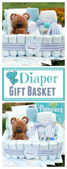 Diaper Themed Baby Gift Idea – Fun-Squared