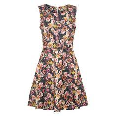 Yumi Rosey Posey Dress