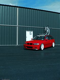 Bmw 3 E46, E46 Touring, Station Wagon, Luxury Cars, Cool Cars, Dream Cars, Volkswagen, Transportation, Wheels
