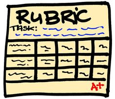 Here you are the rubric of your evaluation for the tasks you have to complete for this work. You can follow this rubric as a guideline for your work in this project.