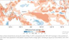 As El Nino Exits, La Nina Looms, Promises Her Type of Mayhem - Bloomberg