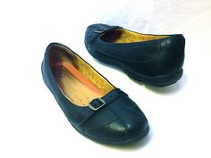 Clarks Unstructured black shoes