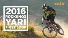 First Ride: RockShox Yari fork | MBR