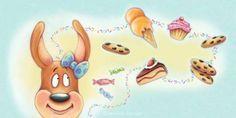 $50 Amazon GC Giveaway – Cami Kangaroo Has Too Many Sweets! #Kickstarter