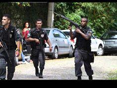 PMERJ Polícia Militar Estado do Rio de Janeiro - Na luta diária contra o crime.