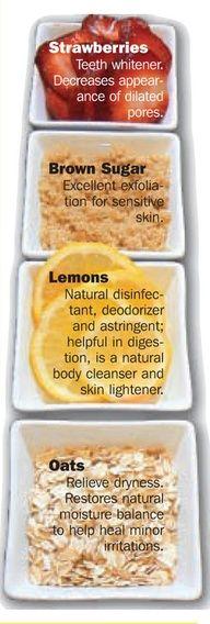 Diy beauty ingredients everyone should have