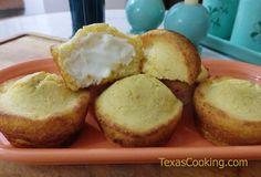 Buttermilk Cornbread Muffins recipe