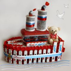 9 July 9 is the day of the year in leap years) in the Gregorian calendar. 175 days remain until the end of the year. Cookie Bouquet, Candy Bouquet, Candy Buffet Tables, Candy Flowers, Gift Wraping, Footprint Crafts, Edible Crafts, Candy Cakes, Cute Candy