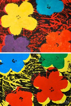4Cats Artist Focus: Andy Warhol