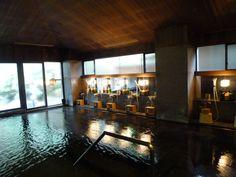 """Terme di """"Senjukaku""""(Hotel), Kanbayashi-Onsen(Terme) Nagano Japan"""