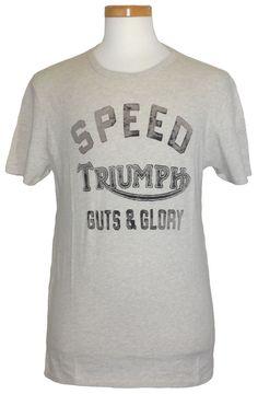 lucky brand mens belt leather fabric silvertone buckle navy blue lucky brand mens shirt triumph motorcycle speed logo tee oatmeal sz xxl new nwt