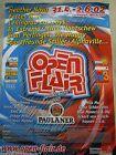 """#Ticket – Open Flair Riesenplakat """"Open Flair Eschwege"""" Kult #Ostereich"""