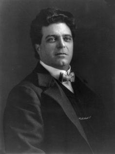 Pietro Mascagni in 1902