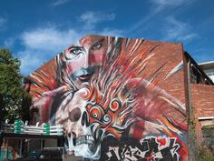 Big Walls By Meggs, Rone - Collingwood (Australia)