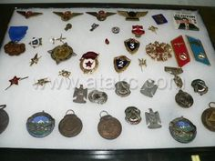 Miscellaneous Military and Political Pins Atakc.com