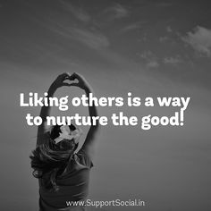 Go Social with SupportSocial ! Good Things