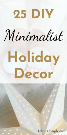 The Scandinavian Christmas decorating style is all about minimalism and simplicity. Scandinavian decor doesn't have to be expensive. Whether you're decorating a house or a small apartment, you can easily create a cozy and inviting home with these DIY Rustic Christmas decorations. Diy Crafts For Adults, Diy Crafts For Gifts, Easy Diy Crafts, Decor Crafts, Home Crafts, Scandinavian Christmas Decorations, Rustic Christmas, Diy And Crafts Sewing, Diy Home Decor On A Budget
