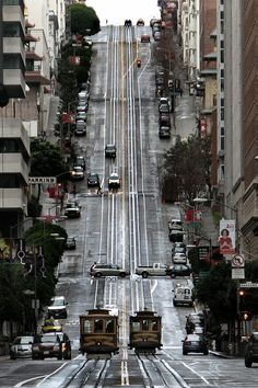 Nob Hill, San Francisco, CA. What fun going up Nob Hill in the street car. My mom & I did the tourist thing when I was Recall that time fondly. Places Around The World, Oh The Places You'll Go, Places To Travel, Places To Visit, Around The Worlds, San Francisco California, California Usa, Alameda California, Wonders Of The World