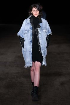 Fall 2016 Trend: Chic is the New Denim   The winter, Denim ...