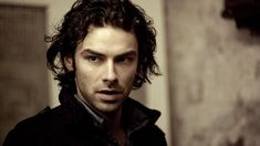 The newest hottie from the Hobbit, Aidan Turner.  Whoa!!  :O