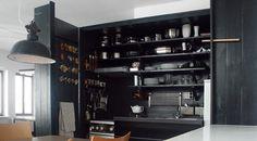 Designline Küche - Praxis: Küche im Schrank