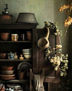 Rustic & Primitive home