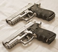 IMG_6996 Edited | P220 Carry Elite Stainless and P229 Elite … | Flickr Find our speedloader now!  http://www.amazon.com/shops/raeind