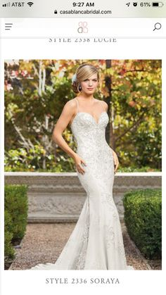 ebb6ad55d65 32 Amazing Gown of the Week images