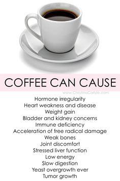 コーヒーは体重を増やすか減量させるのですか?