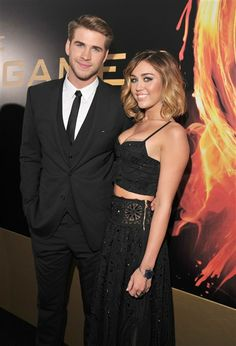 Congrats to the newly engaged Miley Cyrus and iam Hemsworth! See more celeb teen brides on Wonderwall. http://on-msn.com/MYj3os