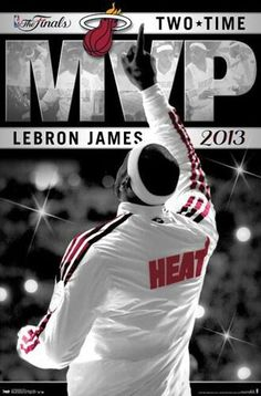 Two time NBA finals MVP
