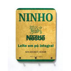 Porta Chaves Ninho - R$38,00