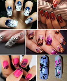 Fashionably Fun: 41 Examples Of Insane Fingernail Art | WebUrbanist