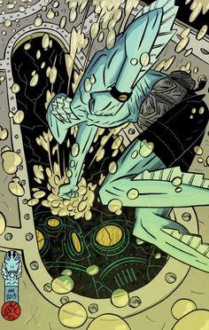 31 Days of Abe, Day 8: Brand New Nostalgia Presents Andrew MacLean - Multiversity Comics