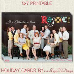 Christmast card design