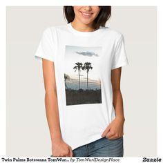 Twin Palms Botswana Tee Shirt
