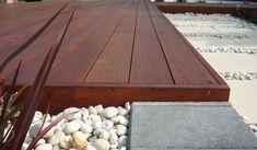 Dark Timber Deck.